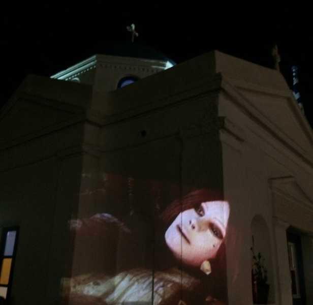 Mykonos Biennale -  - Video Graffiti