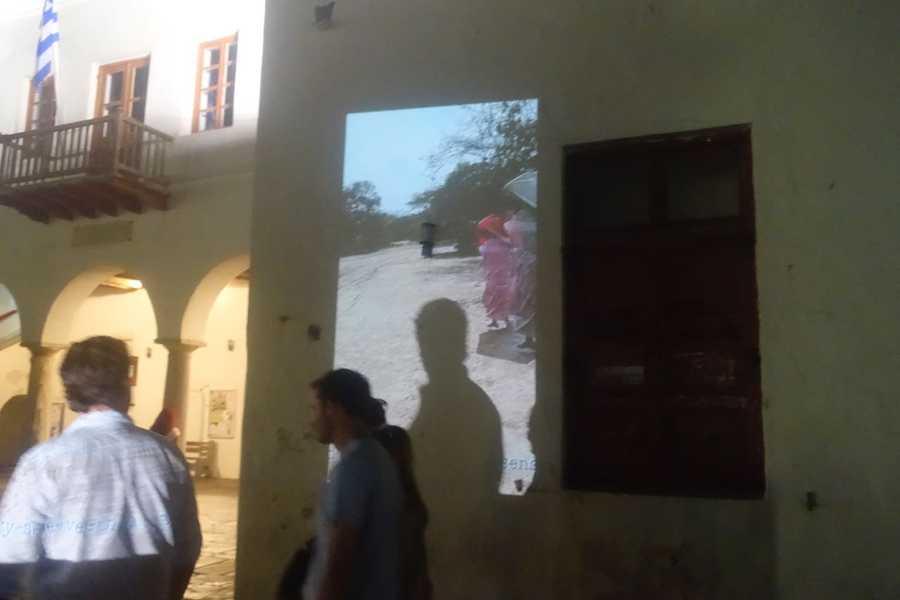 Mykonos Biennale -  - Graffiti
