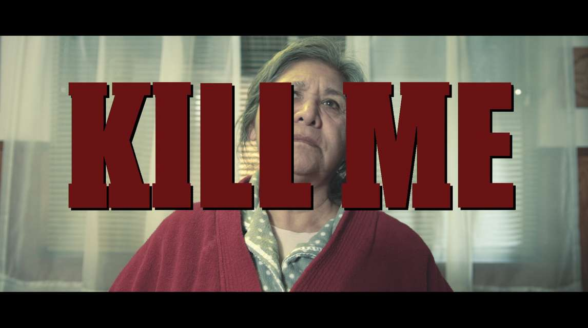 The Antiparos Festival 2017 - Film Festival -  KILL ME - screen shot