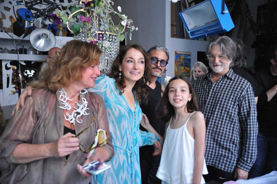 Mykonos Biennale -  - New York Party Spring 2016