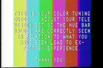 Color Bars 1 Poster
