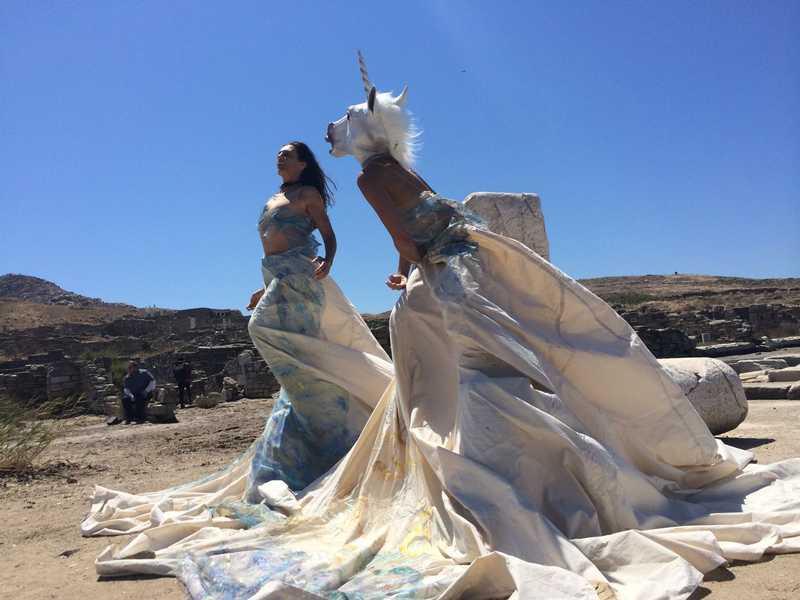 Mykonos Biennale -  - The Treasure Hunt