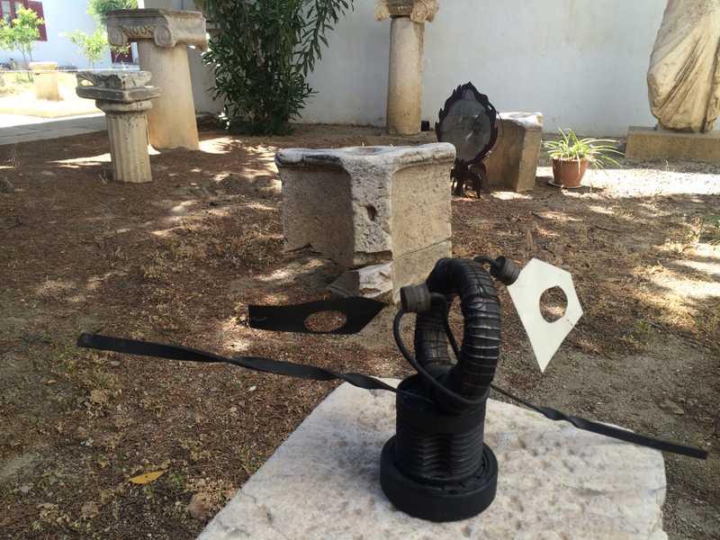 Mykonos Biennale -  -  Takis