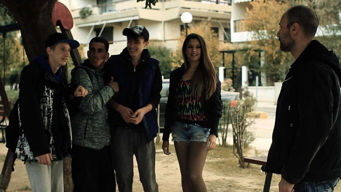 The Antiparos Festival 2017 - Film Festival -  Hear me out - screen shot