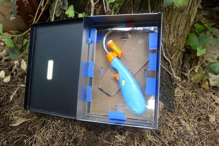 Mykonos Biennale  -  Antidote Box - How To Burn a Photo - screen shot