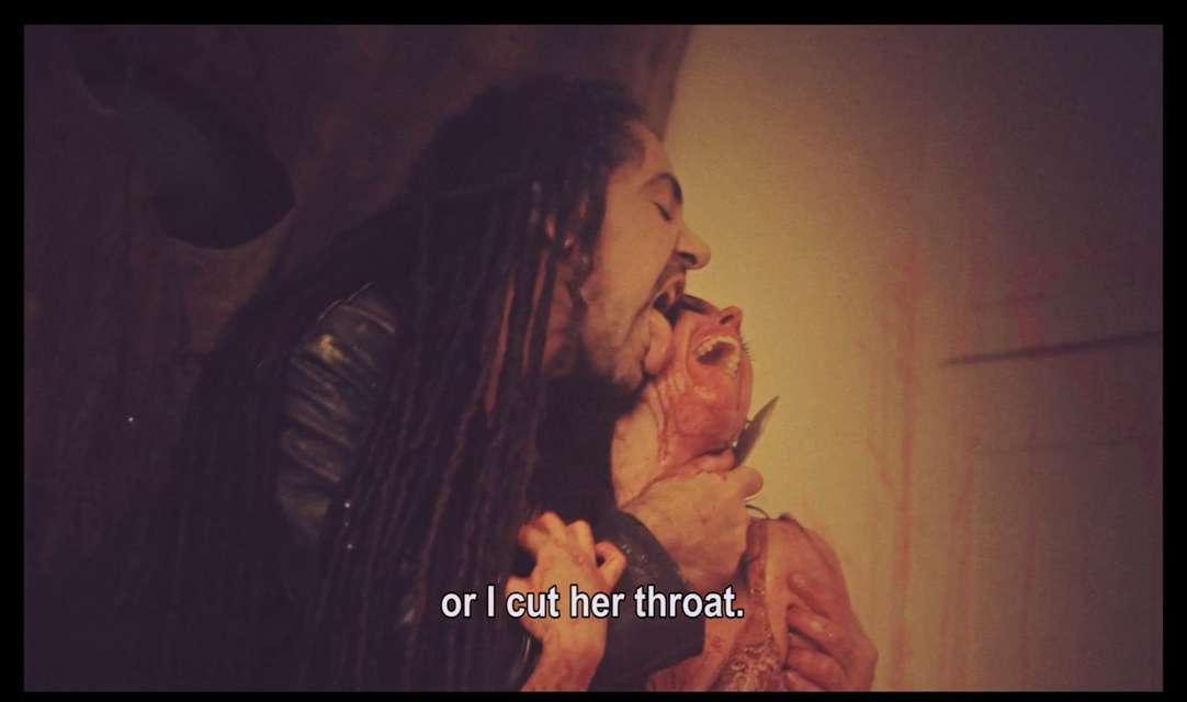 The Antiparos Festival 2017 - Film Festival -  Col O' Bara Delivers Injustice - screen shot