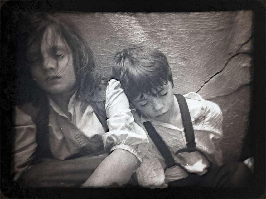 Mykonos Biennale 2015 - Film Festival -  The West Begins at Fifth Avenue  - screen shot