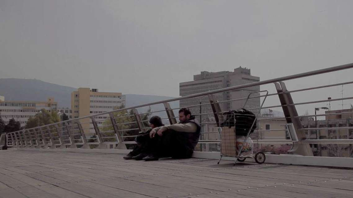 The Antiparos Festival 2017 - Film Festival -  The outcasts of the Calatrava Bridge - screen shot