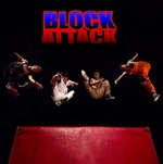 Block Attack Poster